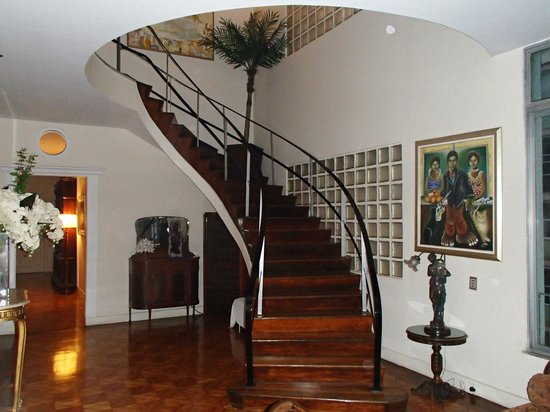 Rio Guest House ( Marta's Guest House):                   Staircase at Guest house