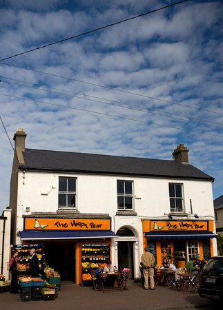 Photo of Cafe The Happy Pear at Church Road, Wicklow, Ireland