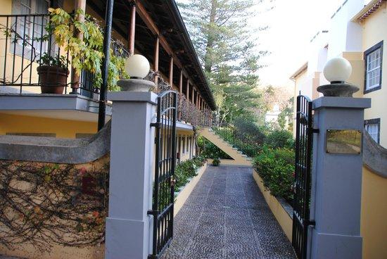 Casa Velha do Palheiro:                   Entrance