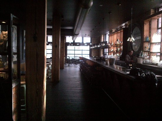 The Iron Horse Hotel: Bar