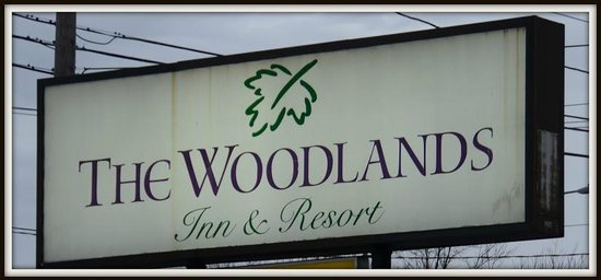 The Woodlands Inn: The Woodlands marque