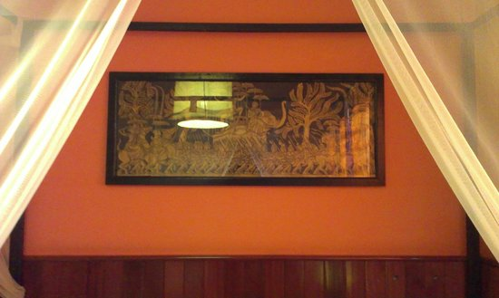 Golden Temple Villa: Artistic work