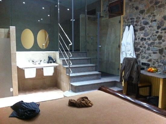 Mas La Casassa : habitación suite 5