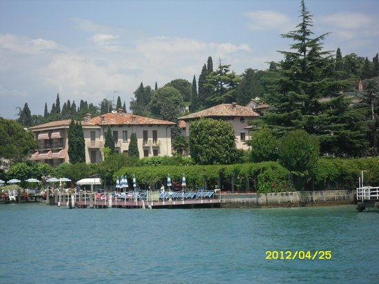 Hotel Europa Skypool & Panorama:                   View of the Lake Garda