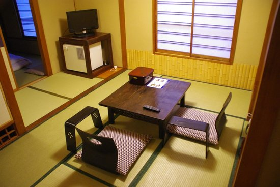 Hotel Edoya:                   Superior Single Room, japanese style