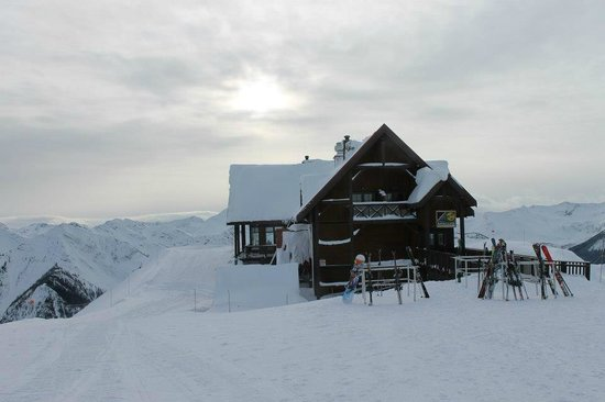 Eagle's Eye Restaurant - Kicking Horse Mountain Resort:                   Eagle's Eye Restaurant