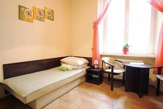 Hostel Faust: Twin/Double room