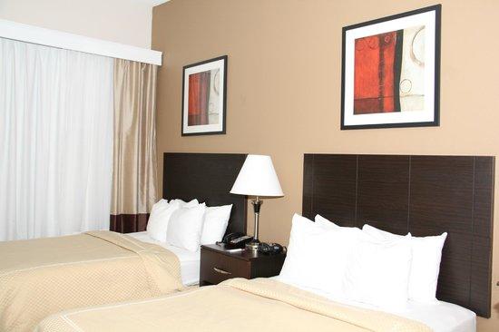 Comfort Suites: Double Suites