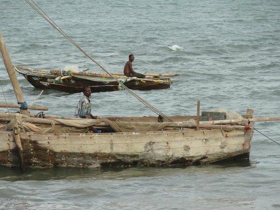 Southern Sun Dar es Salaam: walk along the sea front