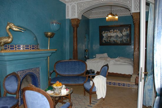 La Sultana Marrakech :                   suite