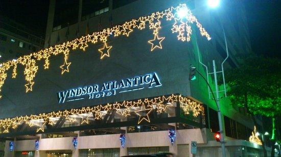 Hilton Rio de Janeiro Copacabana: Christmas time