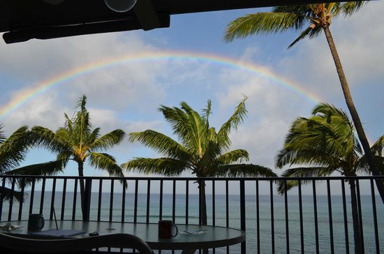 Noelani Condominium Resort:                   Rainbow