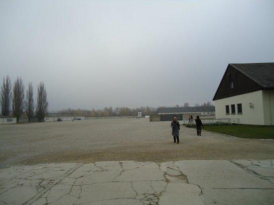 Dachau Concentration Camp Memorial Site:                   CAMPO