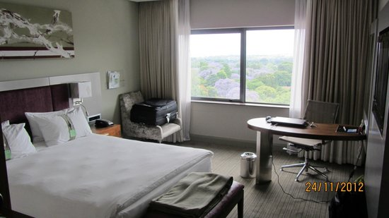 Holiday Inn Johannesburg-Rosebank : Bedroom