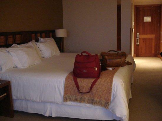 Hotel Cumbres Puerto Varas:                   Apartamento muito confortável.