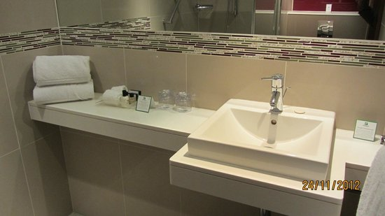 Holiday Inn Johannesburg-Rosebank: Sink