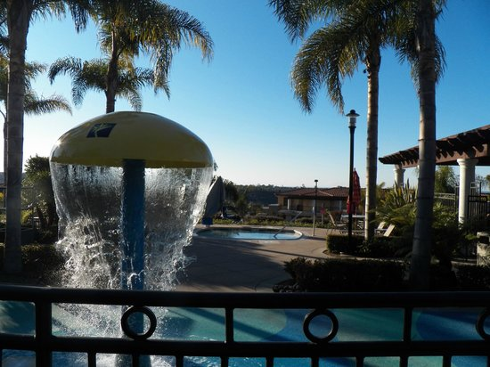 MarBrisa Carlsbad Resort: Nice area by main pool for kids