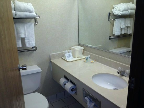 Quality Inn West Acres: Well equiped