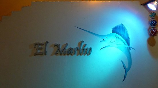 Restaurante El Marlin: entrance