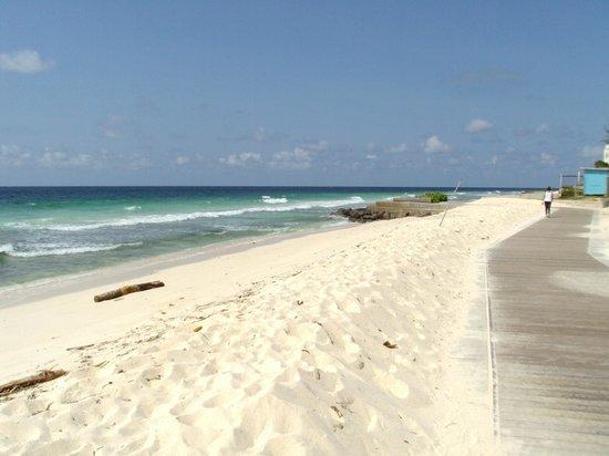 Southern Surf Beach Apartments: Beach Along The Boardwalk