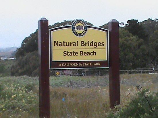 ‪Natural Bridges State Beach‬