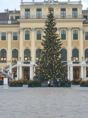 K+K Hotel Maria Theresia:                   Schonbrunn Palace