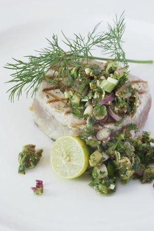 Nguni: Seared Tuna