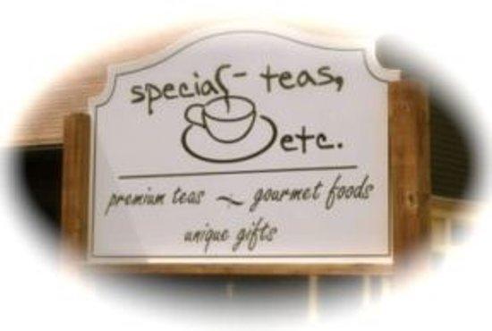 Special-Teas, Etc.: Tea Time is Back!