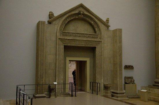 Пергамский музей: Exposition