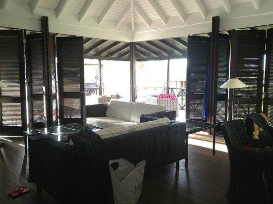 Papagayo Beach Resort:                   view from room