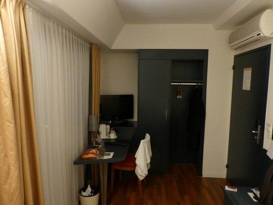 Sorell Hotel Seidenhof: Room 403