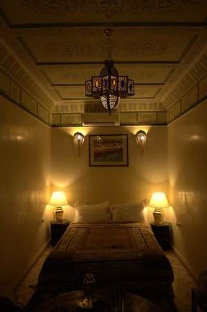 Riad Adriana: The Olive suite