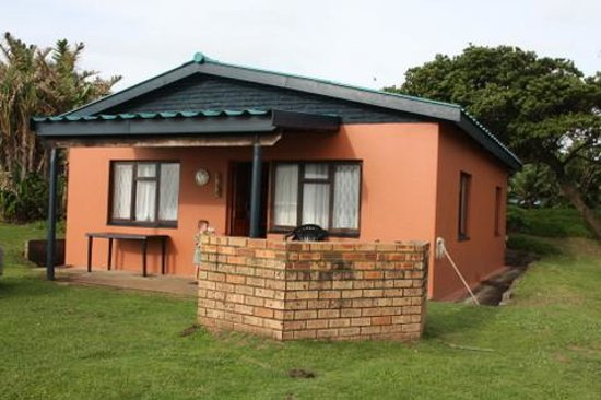 Port Edward, Sydafrika: Old style chalet