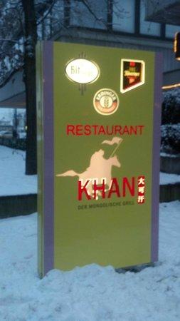 Khan - Der mongolische Grill