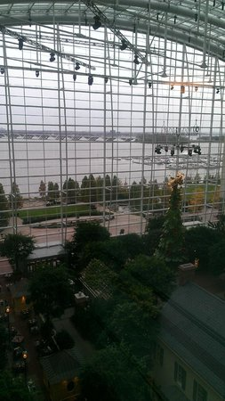 Gaylord National Resort & Convention Center:                   Atrium