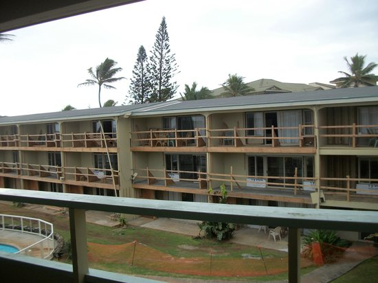 Kauai Kailani:                   Wonderful vacation views - not