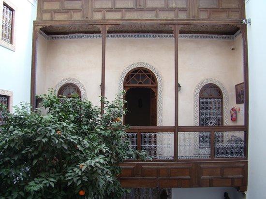 Riad Des Remparts de Fes : intérieur