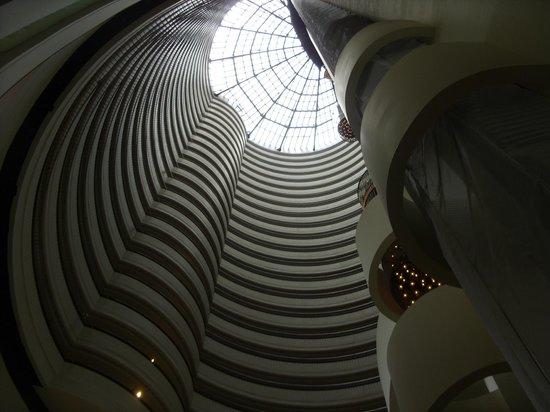 โรงแรมฮอลิเดย์อินน์ เอเทรียม: Innenansicht Lobby