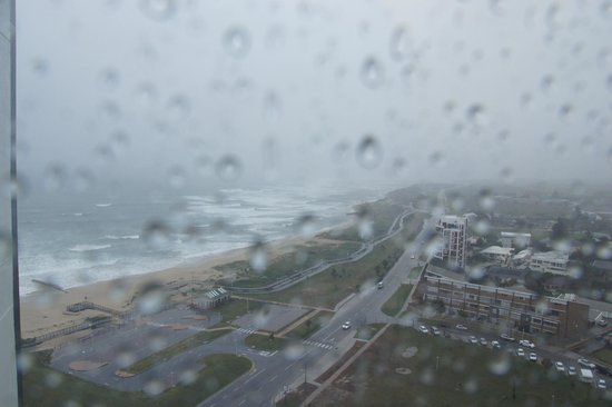 Radisson Blu Hotel, Port Elizabeth: Room view