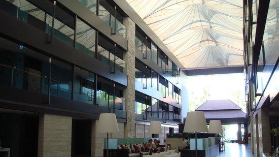 Banthai Beach Resort & Spa:                   lobby