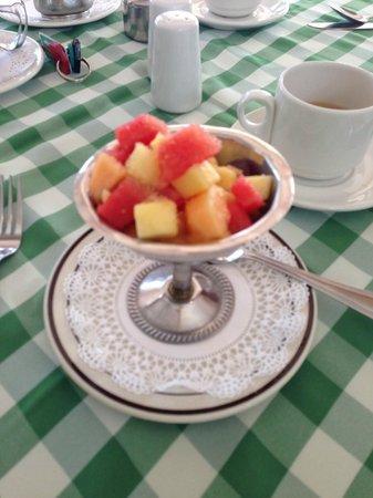 Hotel PomMarine : Fruit Cup