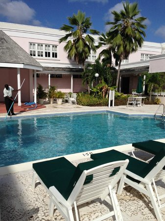 Hotel PomMarine : Pool