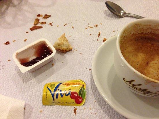 Hotel Le Sampiero : Petit déjeuner