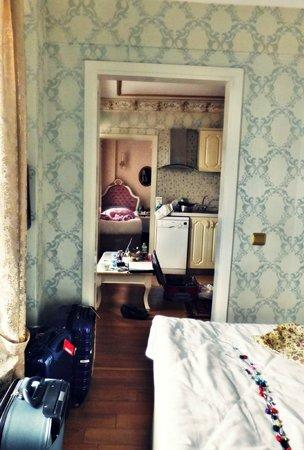 رومانتيك مانشن: View from master bedroom