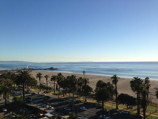 Fairmont Miramar Hotel & Bungalows:                   Ocean View/Pier