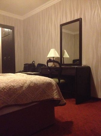 Gurkent Hotel:                   oda