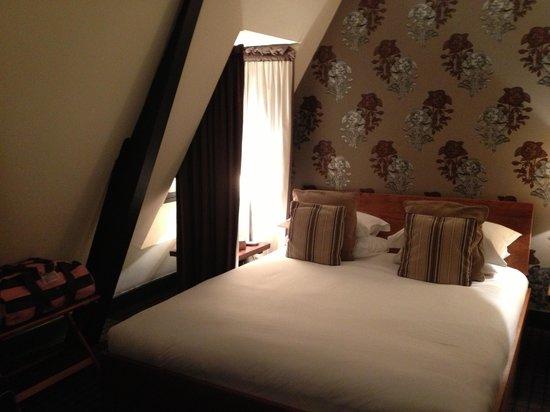 Hotel du Vin & Bistro:                   Bedroom