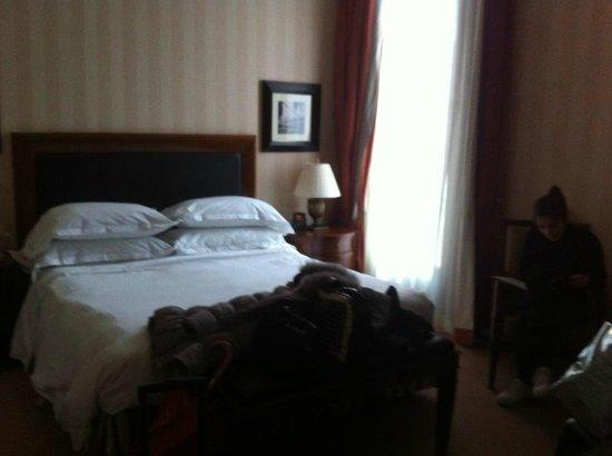 Hilton Molino Stucky Venice Hotel: Camera