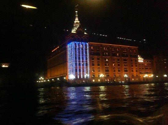Hilton Molino Stucky Venice Hotel: Hotel dall'esterno