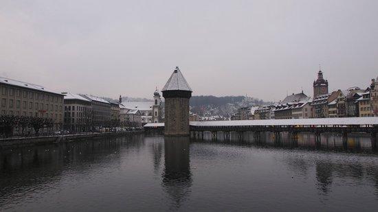 Ameron Hotel Flora Luzern:                   Lake Luzern